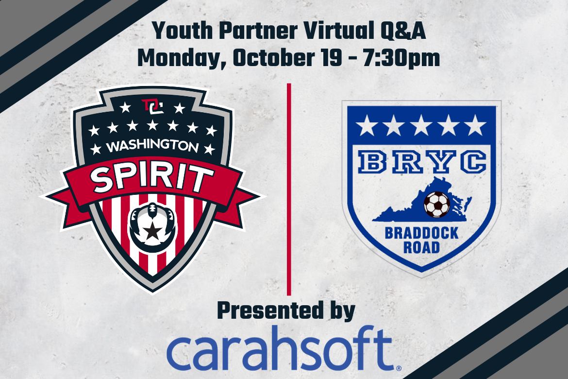 Live Chat with the Washington Spirit